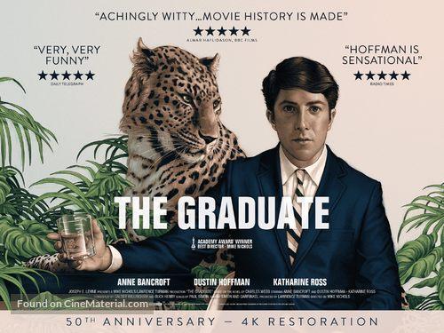 The Graduate - British Movie Poster
