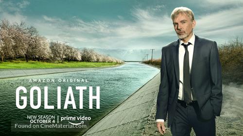 """Goliath"" - Movie Poster"