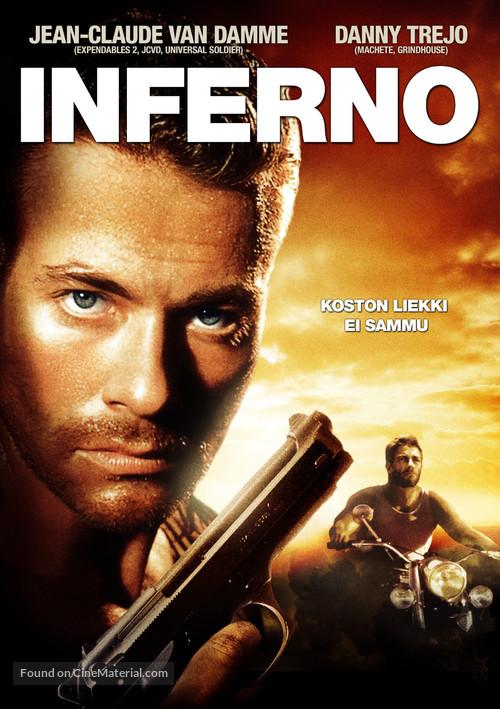 Inferno - Finnish DVD movie cover