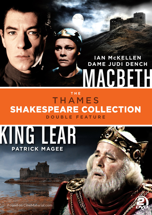 A Performance of Macbeth - DVD movie cover