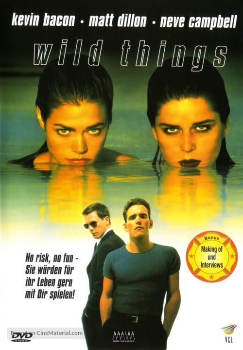 Wild Things - German Movie Cover