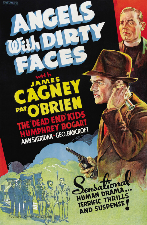 Angels with Dirty Faces - Movie Poster
