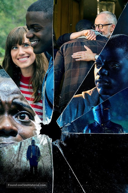 Get Out - Key art