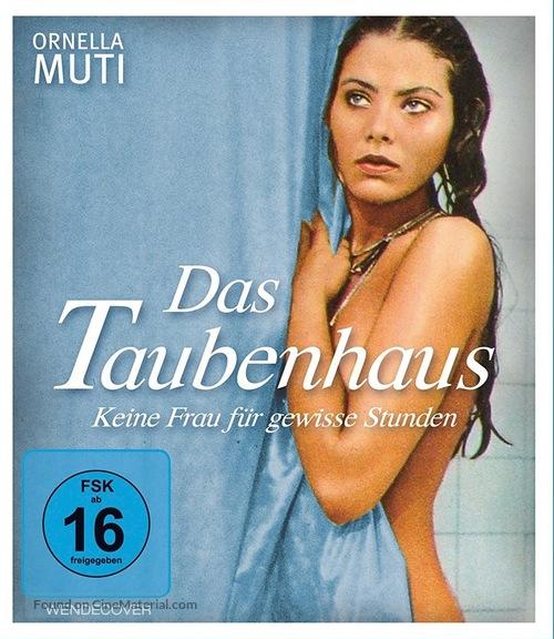 La casa de las palomas - German Blu-Ray movie cover
