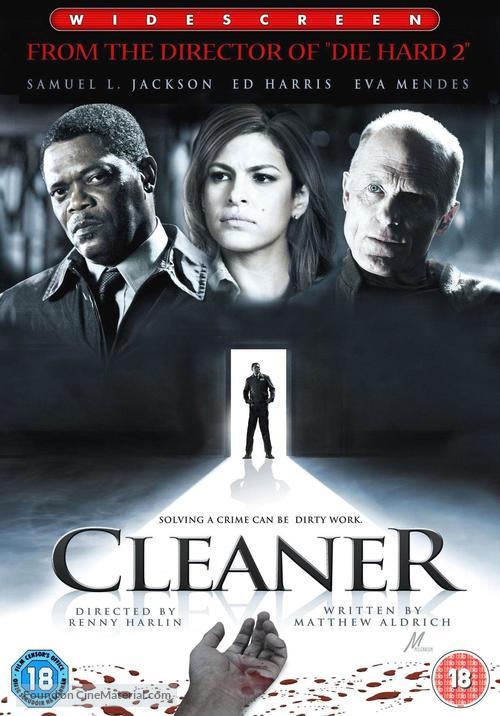 Cleaner - British Movie Cover
