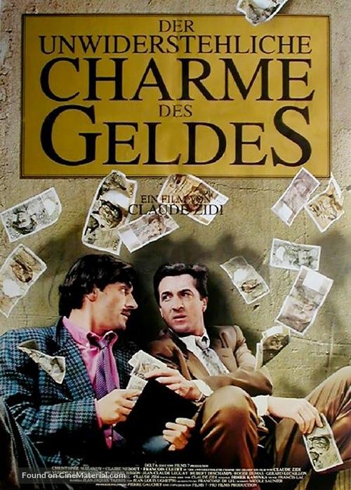 Association de malfaiteurs - German Movie Poster
