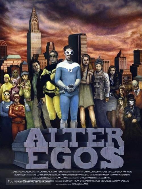 Alter Egos - Movie Poster