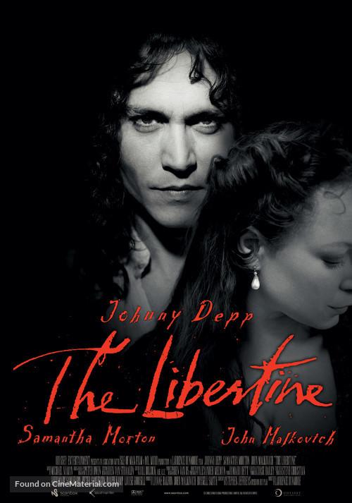 The Libertine - Movie Poster