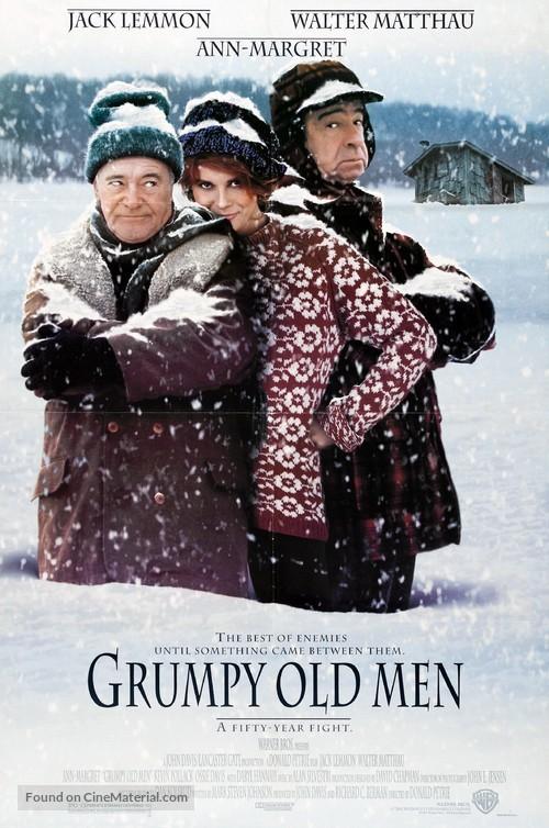Grumpy Old Men - Movie Poster