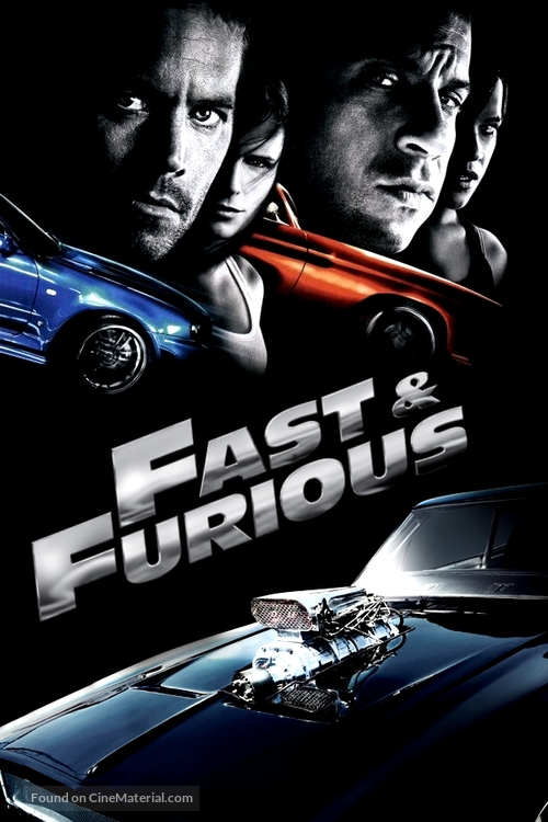 Fast Furious 2009 Movie Cover