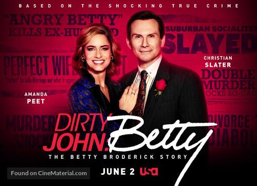 """Dirty John"" - Movie Poster"