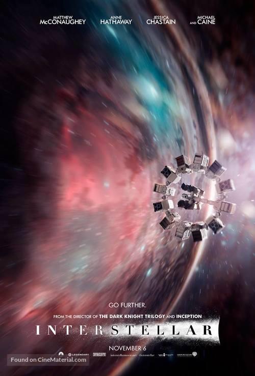 Interstellar - Thai Movie Poster
