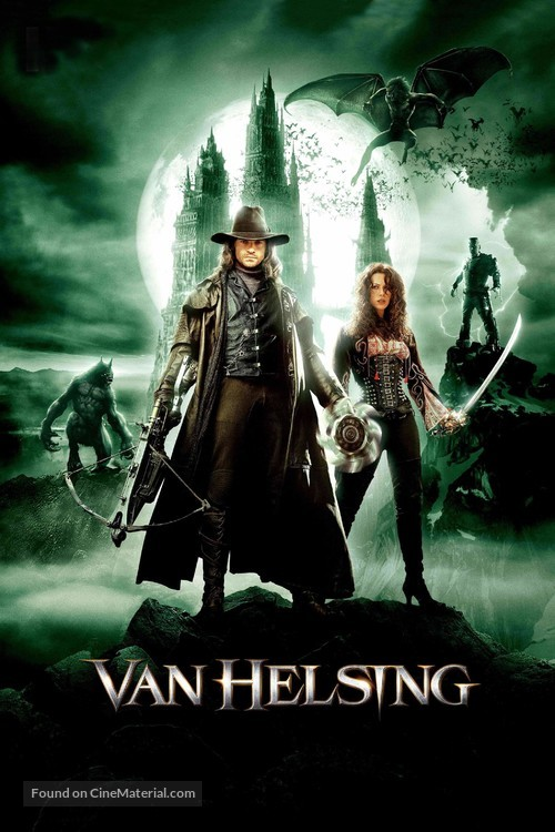 Van Helsing - Movie Poster