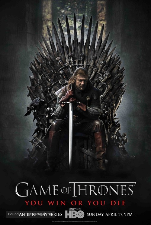 """Game of Thrones"" - Movie Poster"