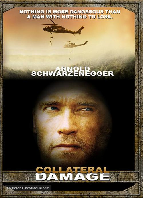 Collateral Damage - Movie Cover