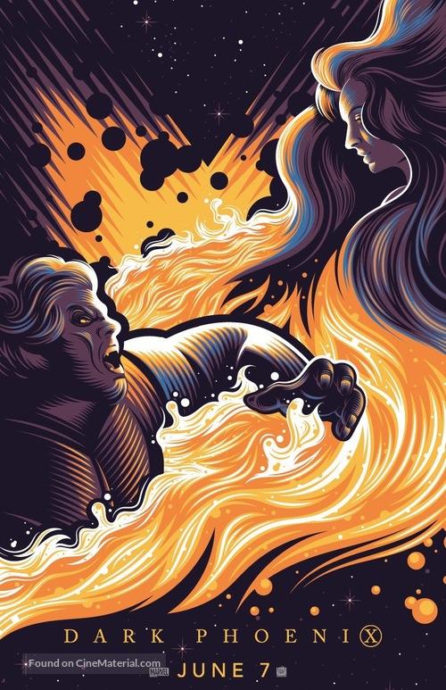 Dark Phoenix - Movie Poster