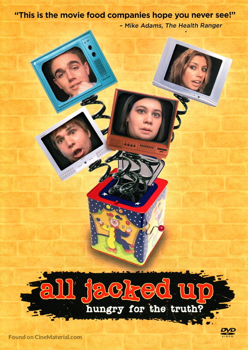 All Jacked Up - poster