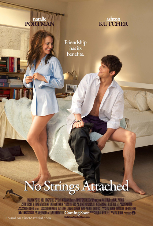 No Strings Attached - Movie Poster
