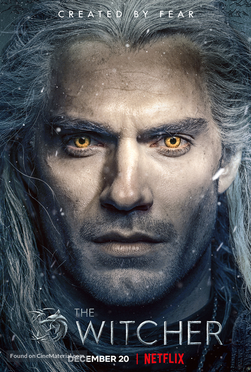 """""""The Witcher"""" - Movie Poster"""