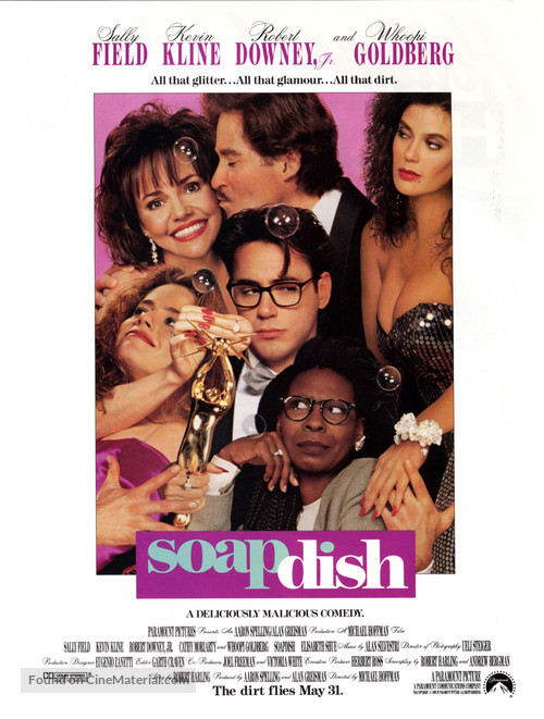 Soapdish - Movie Poster