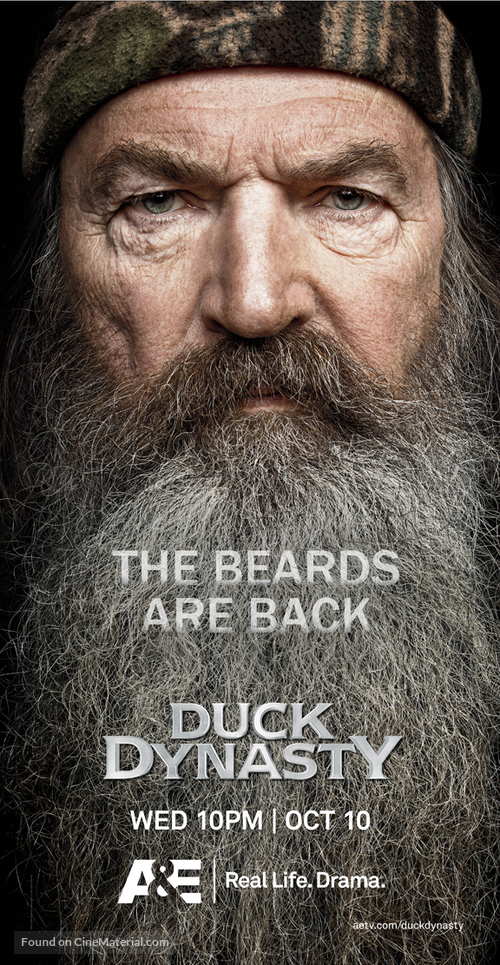 """""""Duck Dynasty"""" - Movie Poster"""