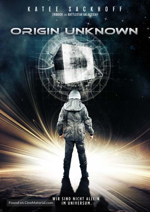 2036 Origin Unknown - German Movie Poster