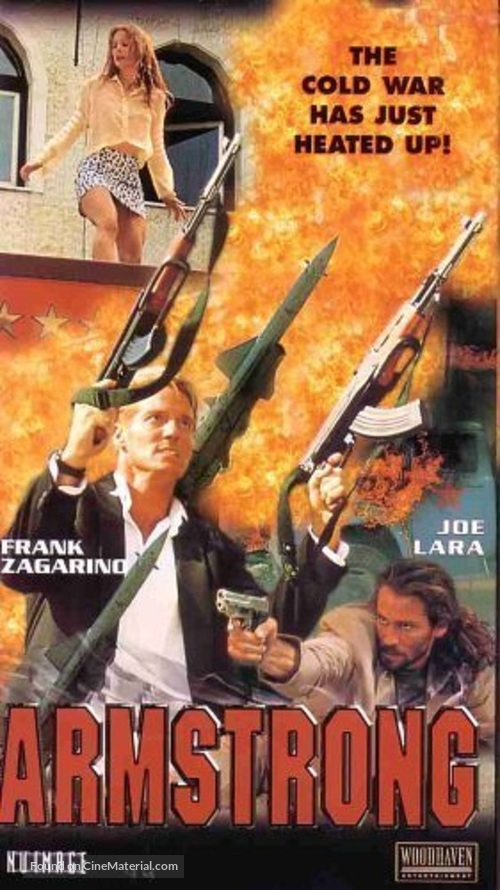 Armstrong - British VHS movie cover