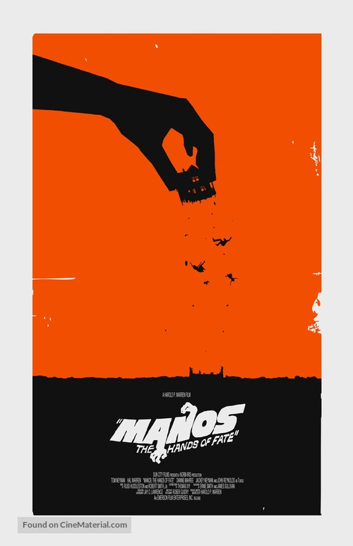 Manos: The Hands of Fate - Movie Poster