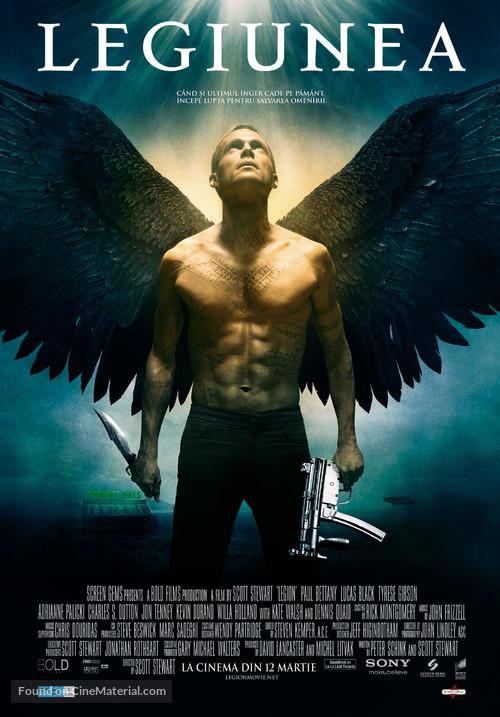 Legion - Romanian Movie Poster