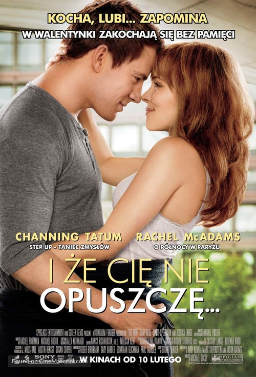 The Vow - Polish Movie Poster
