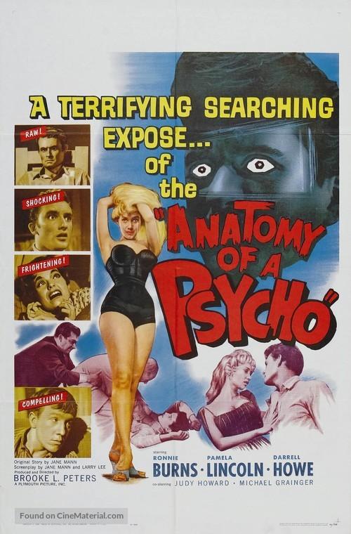 Anatomy of a Psycho - Movie Poster