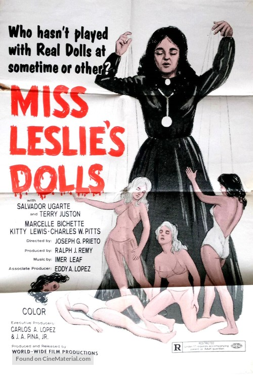 Miss Leslie's Dolls - Movie Poster