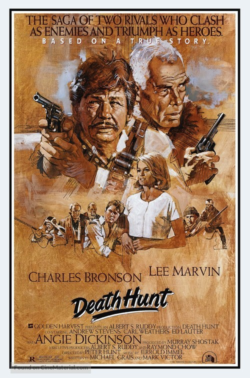 Death Hunt - Movie Poster