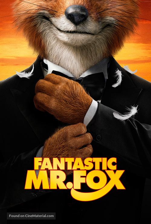 Fantastic Mr Fox 2009 Movie Poster