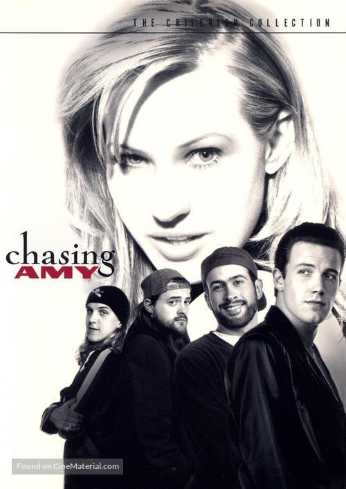 Chasing Amy - DVD movie cover