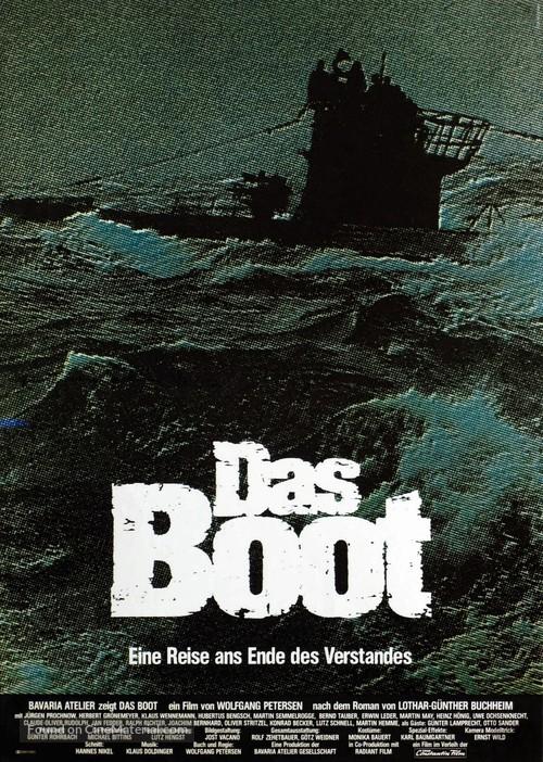 Das Boot - German Movie Poster