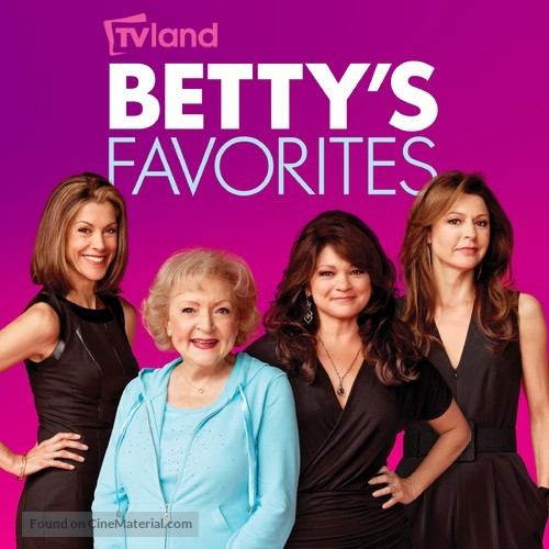 """""""Hot in Cleveland"""" - poster"""