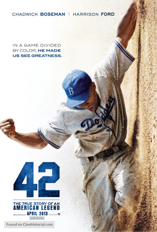 42 - Theatrical poster