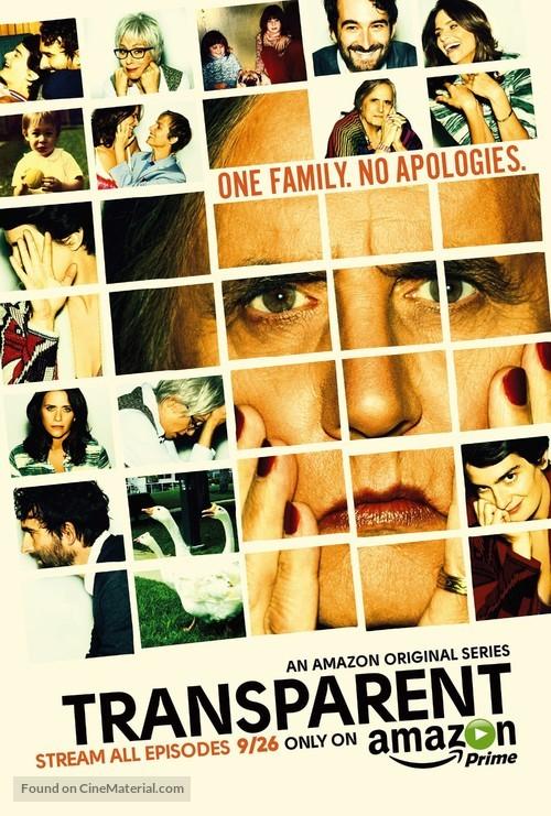 """Transparent"" - Movie Poster"