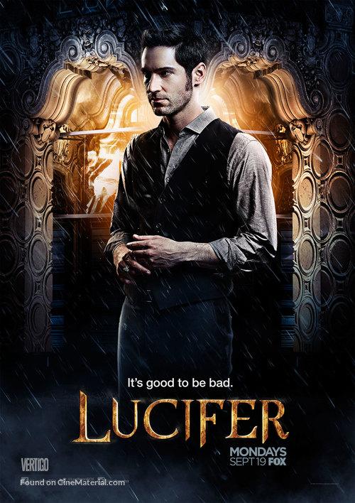 """Lucifer"" - Movie Poster"