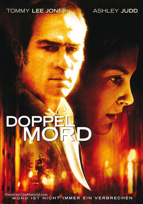Double Jeopardy 1999 German Dvd Movie Cover