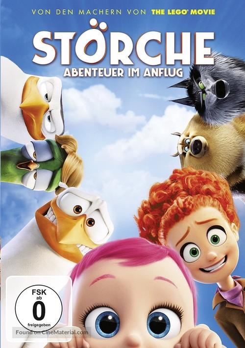 Storks Deutsch