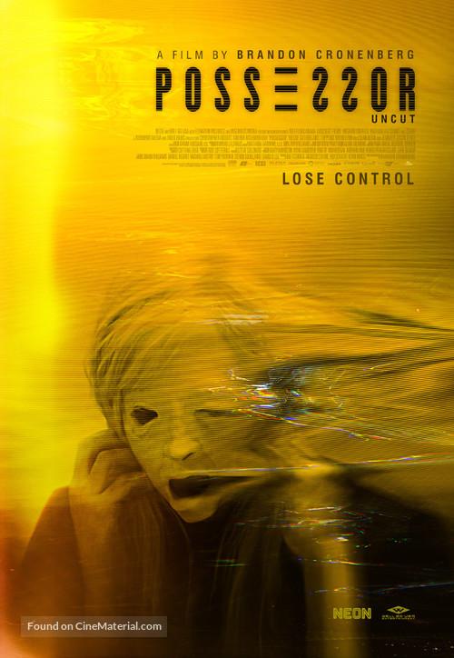 Possessor - Movie Poster