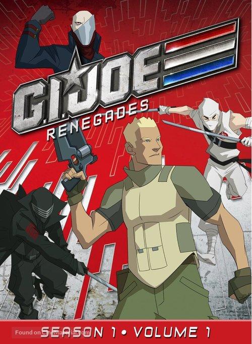 """G.I. Joe: Renegades"" - DVD movie cover"