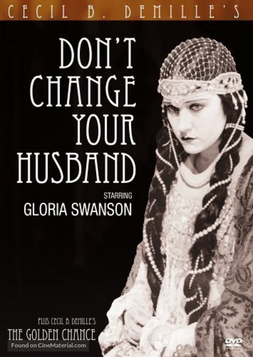 Don't Change Your Husband - Movie Cover
