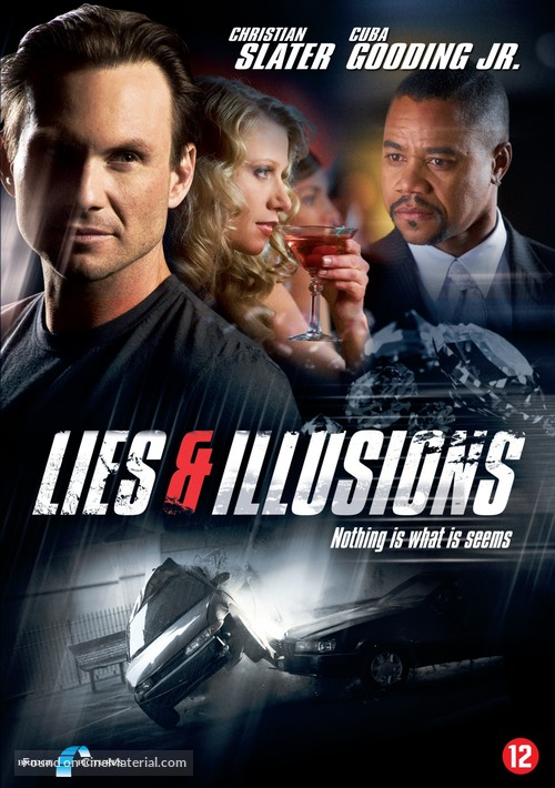 Lies & Illusions - Dutch DVD cover