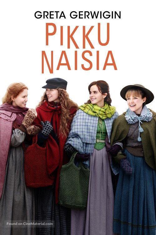 Little Women - Finnish Video on demand movie cover