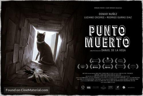 Punto Muerto - Argentinian Movie Poster