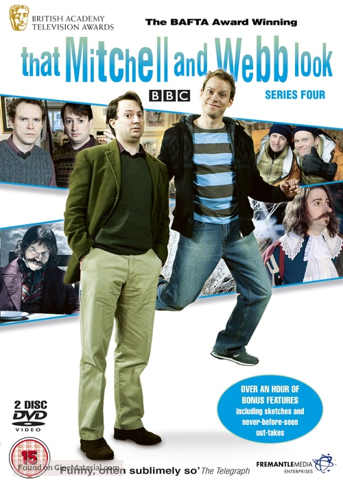 """""""That Mitchell and Webb Look"""" - British Movie Cover"""