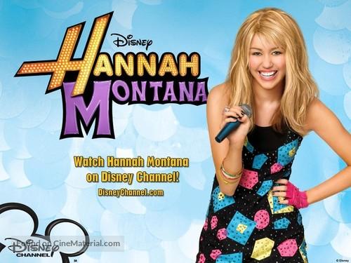"""Hannah Montana"" - Movie Poster"